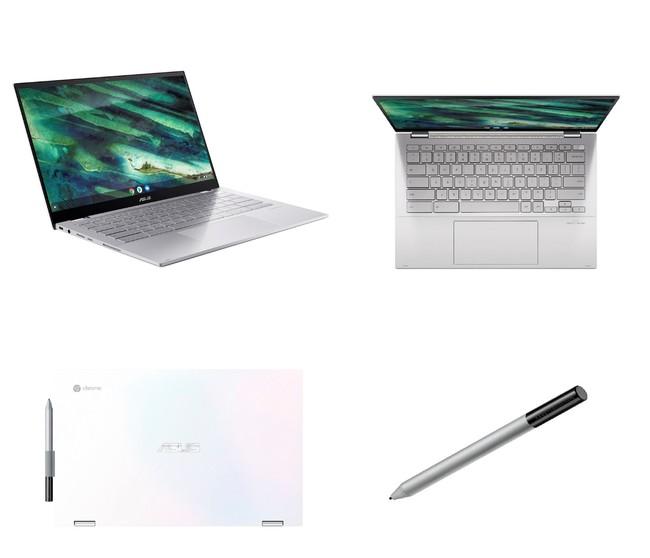 ASUS ハイスペックなフリップタイプの14型Chromebookが発売開始